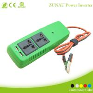 High quality cigarette lighter Power Supply 150W 12V DC to 220V AC Car Power Inverter Adap Manufactures