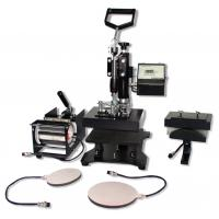 China cheap combo heat press transfer machine 5in1 on sale