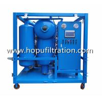 China Used Transformer Oil Regeneration System, Insulation Cable Oil Reclamation Machine, transformer oil reconditioner sale on sale
