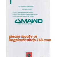 biohazard infectious waste bag, Medicine Envelope, PP Autoclavable, Medical Wast Bags Used in Hospital, bagease, bagplas Manufactures
