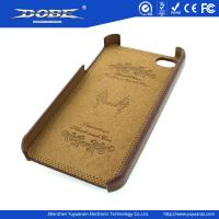 Fashion PU protective Case with pattern for iPhone5 Manufactures