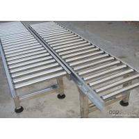China Customized Size Lineshaft Roller Conveyor For Material Handling / Sorting on sale