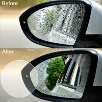 Car Anti Water Mist Film Protective Film Anti-fog Anti-scratch Rain Shield Replacement Waterproof Cover Manufactures