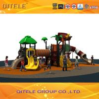 Colorful amusement park games playground used school playground equipment Manufactures
