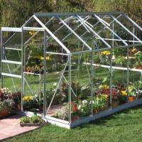 Multi-functional 2011 new design garden hobby greenhouse Manufactures