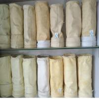 Oil Water Proof Dust Collector Filter Bags Polyester Material For Metallurgy Plant Manufactures
