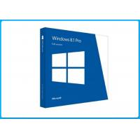 Microsoft Windows 8.1 Pro - Geniune license OEM Key Retail pack activated by computer online Manufactures