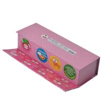 Colorful Handmade Printed Gift Boxes Perfume Packaging With Divider Manufactures