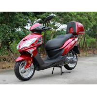 Single Cylinder 4 Stroke Air Cooled 200cc Adult Motor Scooter Horizontal Manufactures