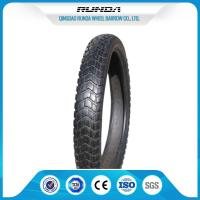 Multi Size Replacement Tricycle Wheels High Tensile Strength Butyl Rubber Manufactures