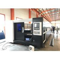 Buy cheap IPG 6000W CNC Fiber Laser Cutting Machine With Fast Speed 50M/min from wholesalers