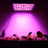 Ultrthin 45W Led Grow Lights For Weed, Led Full Spectrum Grow Lights 120lm/W Manufactures