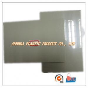 3-120 Thick Grey PP PP (Polypropylene) Sheet Manufactures