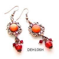 Fashion Earring (DEH106H) Manufactures