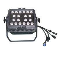20pcs 15w Rgbwa 5 in 1 Outdoor Led Par Light  Ip65 par Light For Outdoor Stage Manufactures