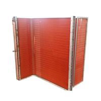 China Copper Tube Copper Fin Heat Exchanger on sale