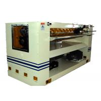 China Straight Knife Corrugated Cardboard Production Line Double Cross Cut Off Machine on sale