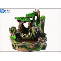 China Rockery Fish Farming Water Features Home Arts And Crafts Recirculating and Humidification Effect on sale