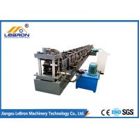 High Durability Upright Roll Forming Machine 8-12m/min Fast Forming Speed Manufactures