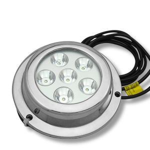 6X3W IP68 18W LED boat dock light ocean led underwater lights,LED underwater light Manufactures