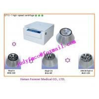 Buy cheap 6 x 1000ml Table Top High Speed Refrigerated lAB USED Centrifuge from wholesalers