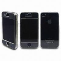 China Crystal Cases for Apple's iPhone 4G, with Hight Quality PC Material on sale
