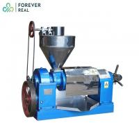 450-500 Kg Per Hour Cooking Oil Making Machine , Olive Oil Extraction Machine Durable Manufactures