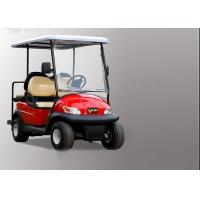 Club Four Seater Golf Cart , Battery Powered Golf Cart With Aluminum Alloy Beam Manufactures