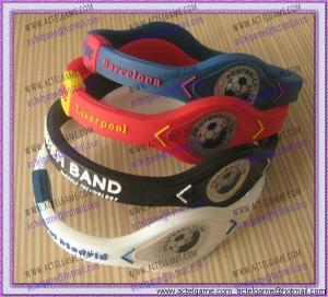FC Power Balance Bracelets Manufactures