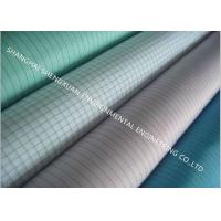 Hydro Resistance Industrial Filter Cloth , Anti - Static Polyester Filter Fabric Manufactures