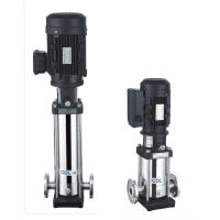 China Industrial Vertical Multistage Centrifugal Pump Light Weight For Liquid Conveying on sale