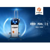 Ret Thermal RF Face Lift Machine , Wrinkle Removal Radio Frequency Beauty Machine Manufactures