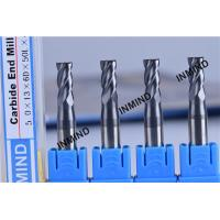 HRC45-HRC50 5mm , AlTiN Coating Square industrial cutting tools , 2-4 Flute , Side millling cutter , 50mm AOL Manufactures
