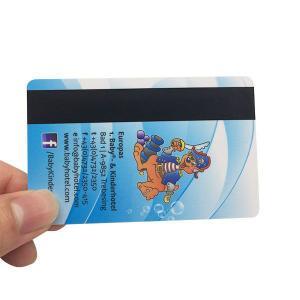 Hotel Department Door Locks Magnetic Key Card 125Khz T5577 Chip Rfid Manufactures