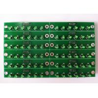 LED Lighting FR-4 SMT PCB Board Assembly White Silkscreen Green Soldermask Manufactures