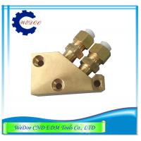 Block For Pipe Fitting Mitsubishi EDM Spare Parts Connected  X268D658H01 Manufactures