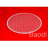 Zinc Coated Steel Mesh For Bbq, Bbq Mesh GrillWith Smooth Flat Even Surface Manufactures