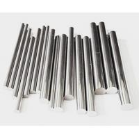 H6 Polished Cemented Carbide Rod , Solid Carbide Round Blanks For Metal And Wood Cutting Manufactures