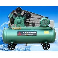 China 11kw 43CFM Portable Piston Air Compressor With Motor Driven on sale