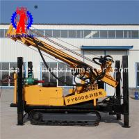 crawler type FY600  full pneumatic drilling rig for sale Manufactures