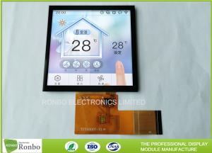 China Square 350cd/m² 480 x 480 IPS Capacitive Touch Screen on sale