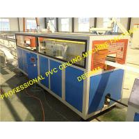 PVC Profile Production Line 100-300mm Plastic Ceiling Machine with Automatic Feeding System Manufactures