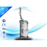 Anti Aging Wrinkle Remove Un - fractional Co2 Laser Therapy System , Vagina Tight Co2 Laser Machine Manufactures