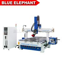 Buy cheap 1530-4A Woodworking Cnc Router Automatic Tool Change Engraver Machine for Slae from wholesalers