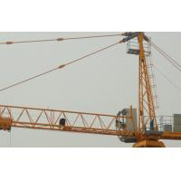 Steel Building Tower Crane Standard Mast Section Dimension 1.5 x 1.5 x 2.2 Manufactures