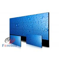 Wall Mounted LCD Video Wall Display LED Backlight Flexible Structure Design Manufactures