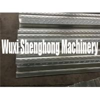 China Refine Steel Plates Wall Panel Roll Forming Machine , Corrugated Sheet Forming Machine on sale