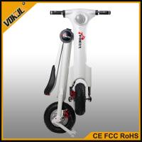 Yes Foldable and 350-500w Wattage Folding Electric Bike ET Two Wheel For  Adults Manufactures