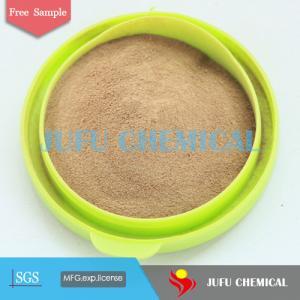 China dispersing agent /water reducing agent sodium naphthalene sulfonate formaldehyde 5% 10% 18% price on sale