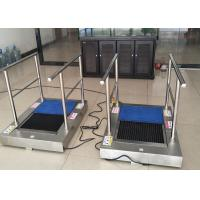 Buy cheap Shoe Sole Cleaning Machine with Handrail ,Cleaning by Water to Australia ,AC220, For Kitchen from wholesalers